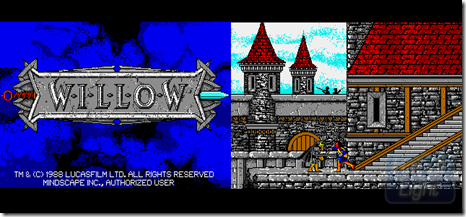 willow amiga screenshot 2