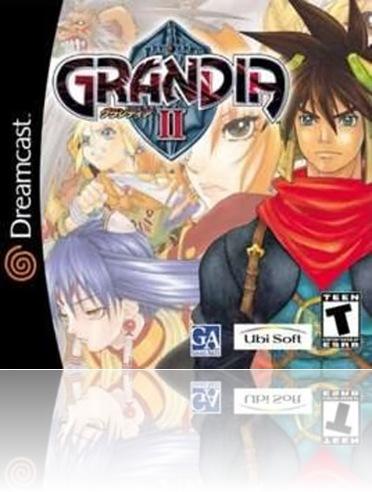 Grandia 2 cover dreamcast