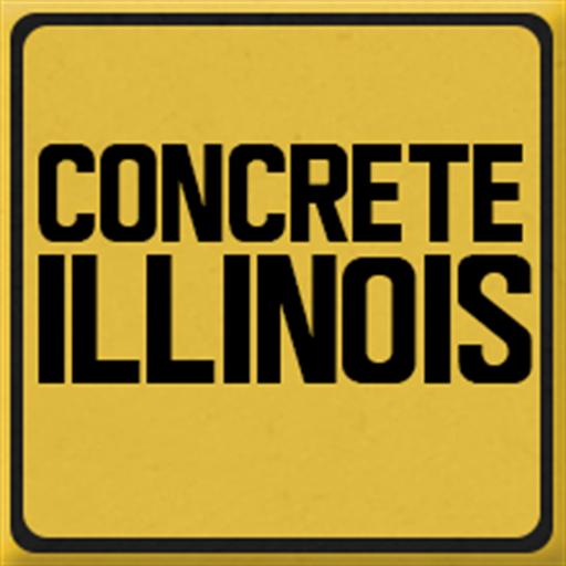 Concrete Illinois LOGO-APP點子
