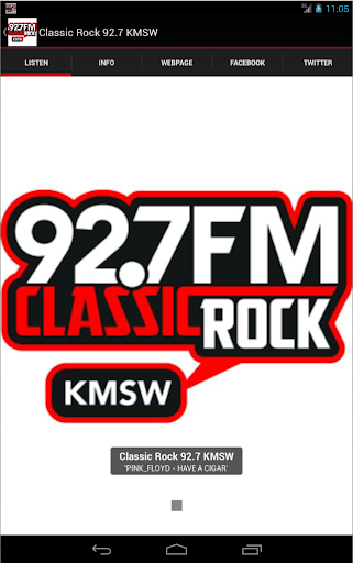 Classic Rock 92.7 KMSW