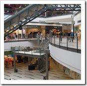 Köpenhamn och Fields (Skandinaviens största shoppingcenter) – Helen J. Holmberg