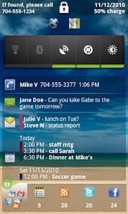 Exec Assist Tasks Add-on - screenshot thumbnail