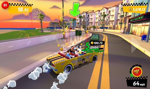 Crazy Taxi™ City Rush Screenshot 41