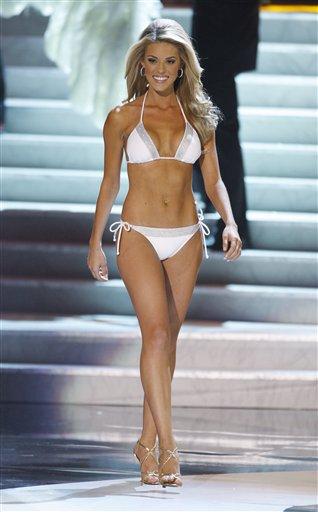 Gretchen carlson miss america bikini