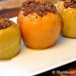 Ras Al Hanout Baked Apples