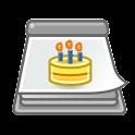 Birthday Calendar Adapter logo