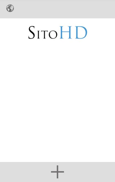 SitoHD - Your Photo website- screenshot