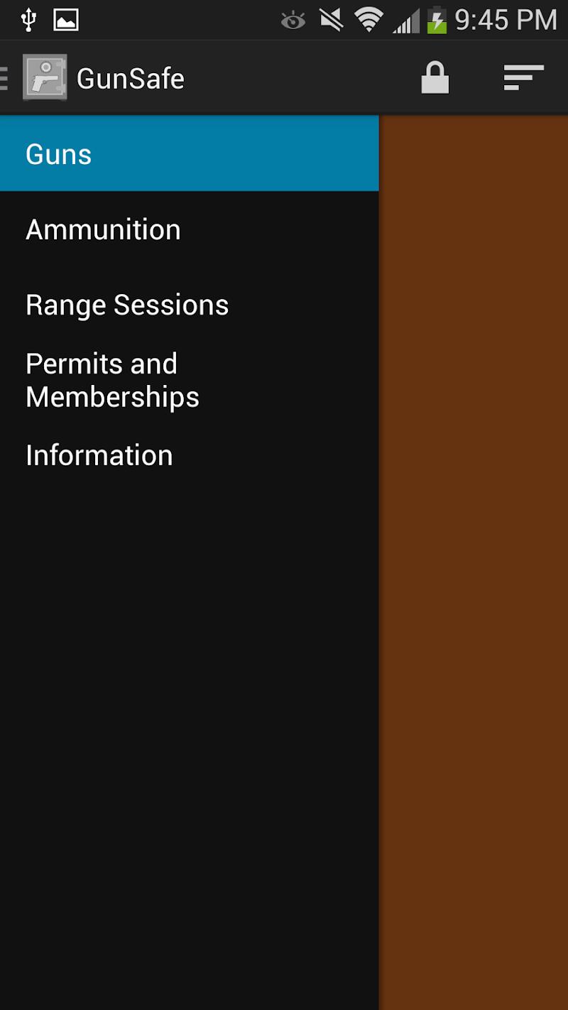 Gun Safe Screenshot 0