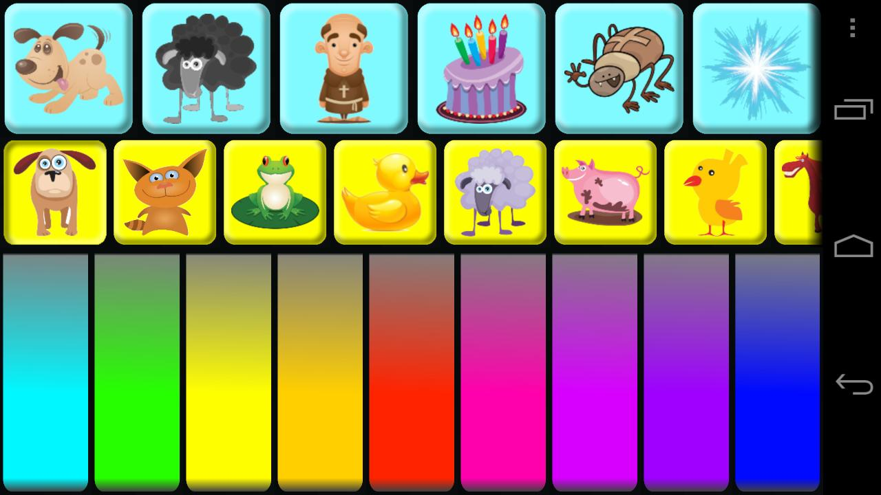 Kids Animal Piano Free - screenshot