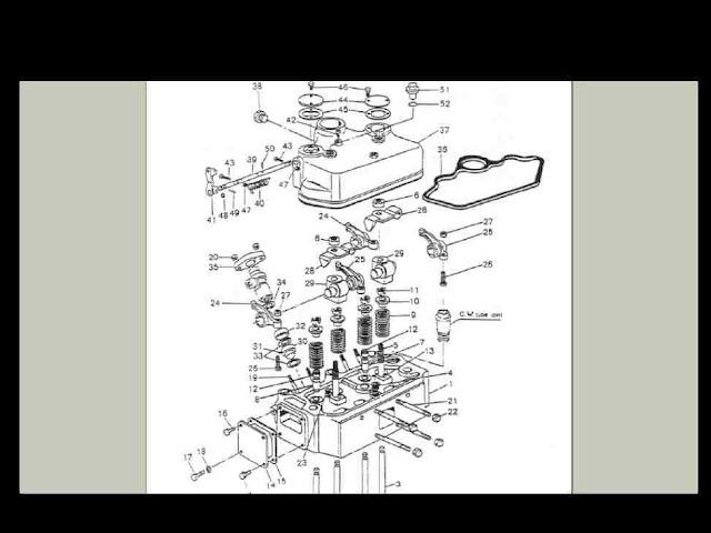 Yan1700pdf3 Yanmar Ym Wiring Diagrams on