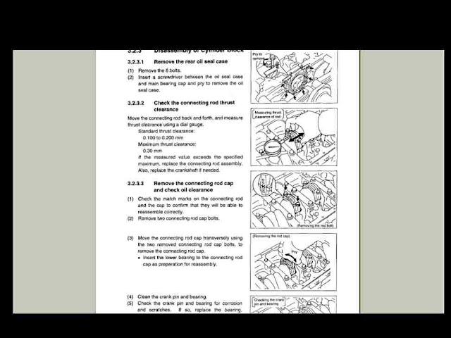 Yanmar marine engine 6lpa-stp2, 6lpa-stzp2 service repair manual in.