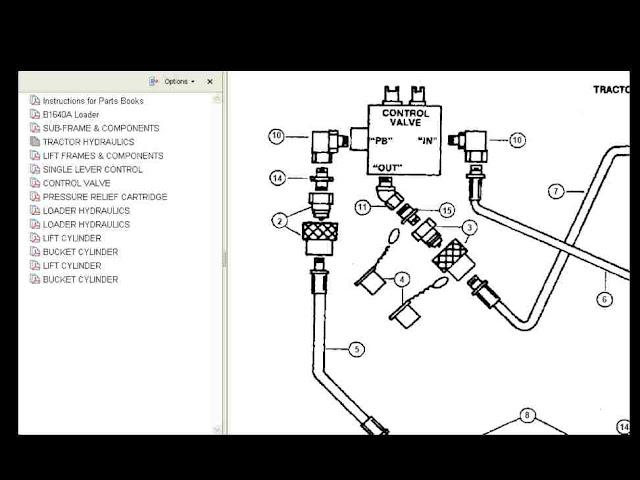 Kubota B6000 Diagram Engine Diagram And Wiring Diagram