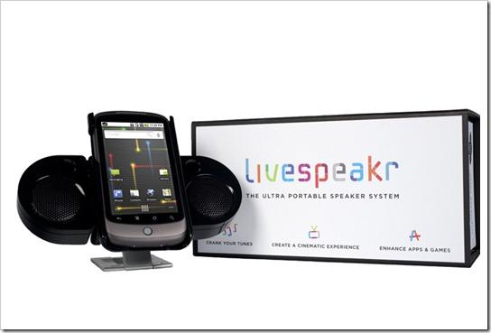 Livespeakr-Nexus-One
