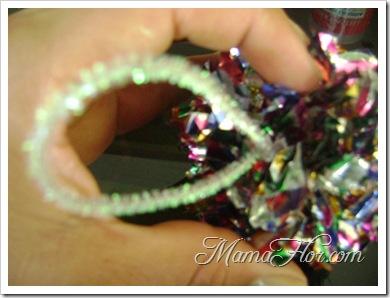 esferas navideñas manualidad - 55