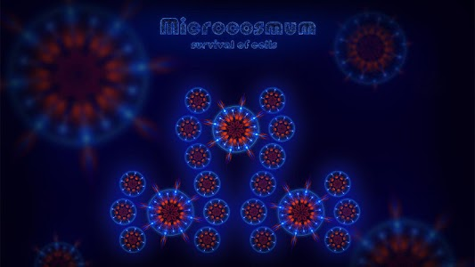 Microcosmum: survival of cells v1.0