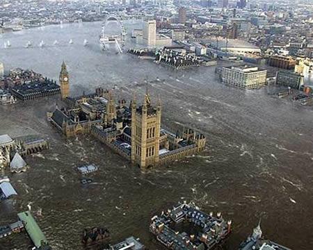 5 london underwater2 Global Warming dan Akibatnya