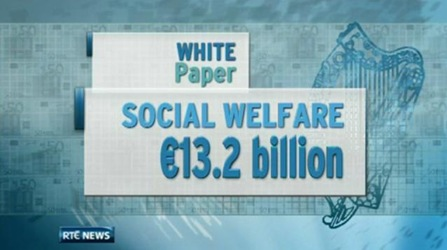 RTE News Social Welfare