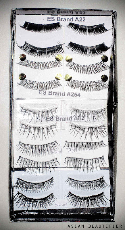 False Eyelashes from kkcenterhk