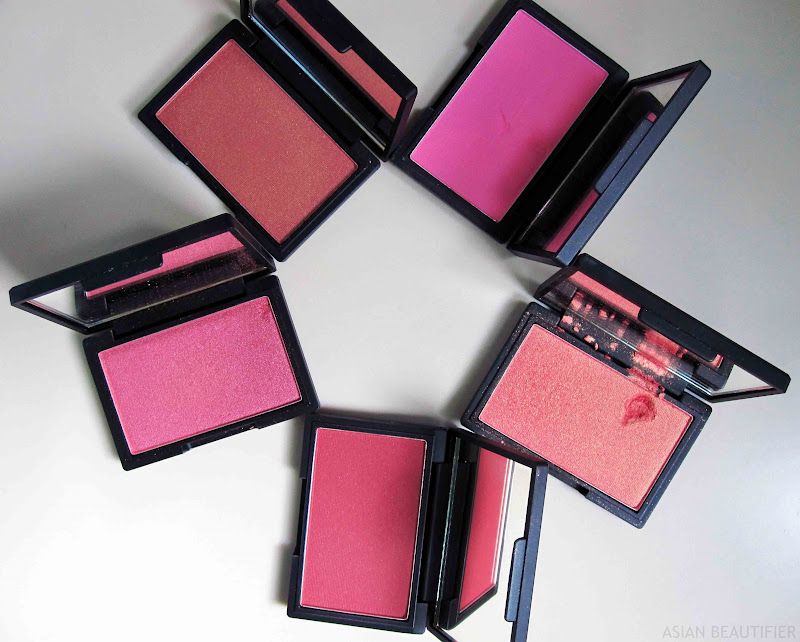 Sleek Blushers