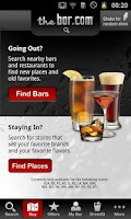 Screenshot of TheBar.com