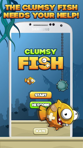 Clumsy Fish Pro