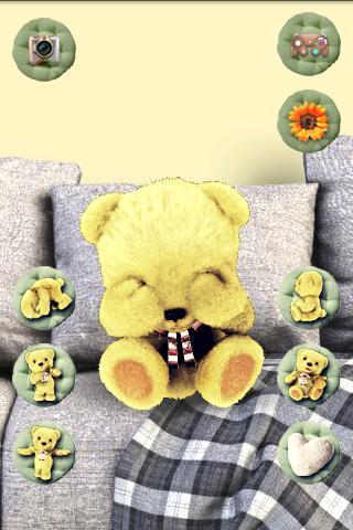 說到熊毛絨玩具