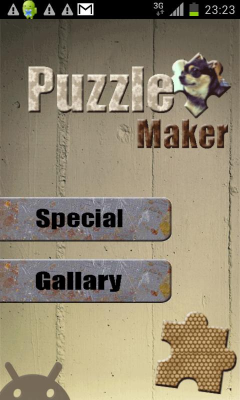 Puzzle Maker- screenshot
