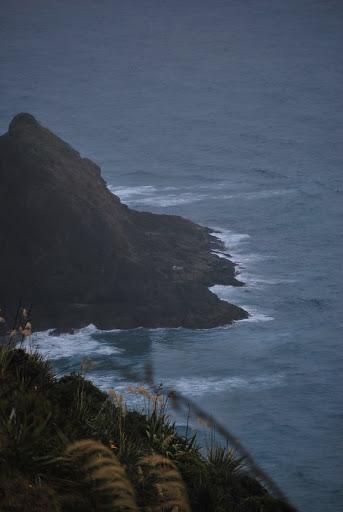 Nowa Zelandia zdjęcie: Maoryski Hades i spotkanie morza z oceanem
