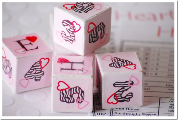 Valentines-Yahtzee