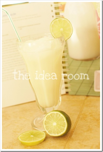 brazilian lemonade final