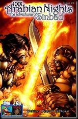 The Adventures of Sinbad #6