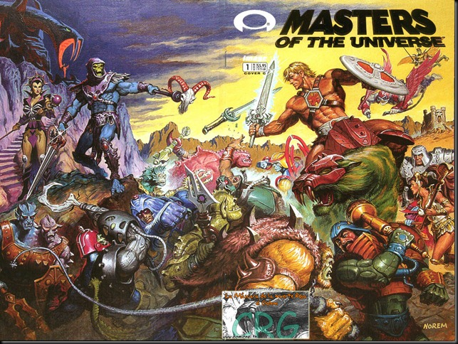 Master of the Universe Vol1