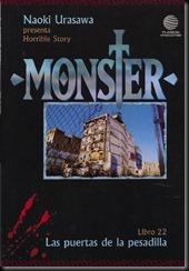 P00022 - Monster  - Las puertas de la pesadilla.howtoarsenio.blogspot.com #22
