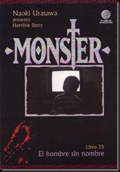 P00035 - Monster  - El hombre sin nombre.howtoarsenio.blogspot.com #35