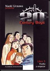 P00005 - 20th Century Boys - Tomo  - Vuelta a empezar.howtoarsenio.blogspot.com #5