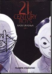 P00023 - 21th Century Boys - Tomo howtoarsenio.blogspot.com #1