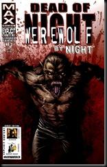 P00003 - Dead of Night - Werewolf #4
