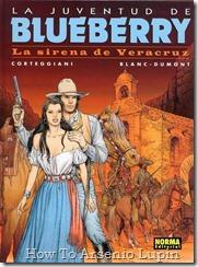 P00015 - La juventud de Blueberry #15