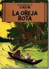 P00006 - Tintín  - La oreja rota.howtoarsenio.blogspot.com #5