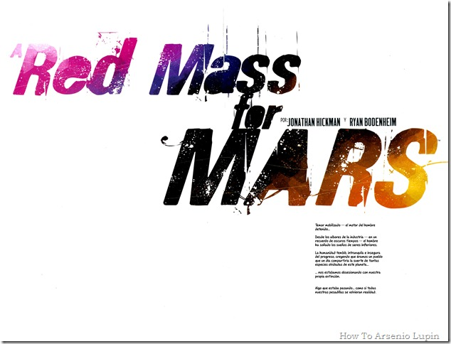 31-12-2010 - A Red Mass For Mars