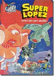 P00034 - Superlopez #34