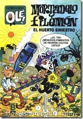 P00016 - Mortadelo y Filemon  - El huerto siniestro.howtoarsenio.blogspot.com #16
