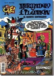 P00047 - Mortadelo y Filemon  - El quinto centenario.howtoarsenio.blogspot.com #47