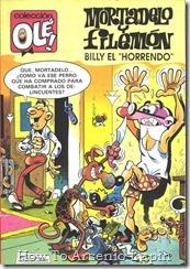 P00037 - Mortadelo y Filemon  - Billy el horrendo.howtoarsenio.blogspot.com #37