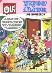 P00053 - Mortadelo y Filemon  - Los bomberos.howtoarsenio.blogspot.com #53