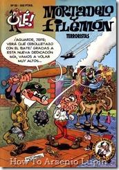 P00092 - Mortadelo y Filemon  - Terroristas.howtoarsenio.blogspot.com #92