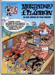 P00120 - Mortadelo y Filemon 120 -  leguas de viaje sibilino.howtoarsenio.blogspot.com #20
