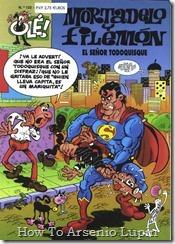 P00122 - Mortadelo y Filemon  - El señor todoquisque.howtoarsenio.blogspot.com #122