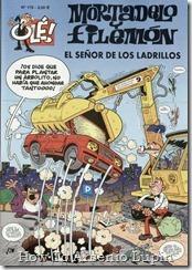 P00170 - Mortadelo y Filemon  - El señor de los ladrillos.howtoarsenio.blogspot.com #170