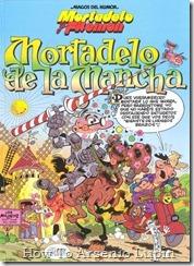 P00171 - Mortadelo y Filemon  - Mortadelo de La Mancha.howtoarsenio.blogspot.com #171